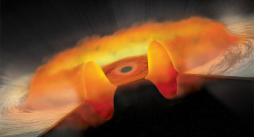 quasar illustration
