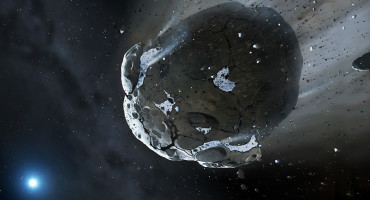 asteroid illustration