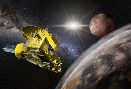New Horizons & Pluto