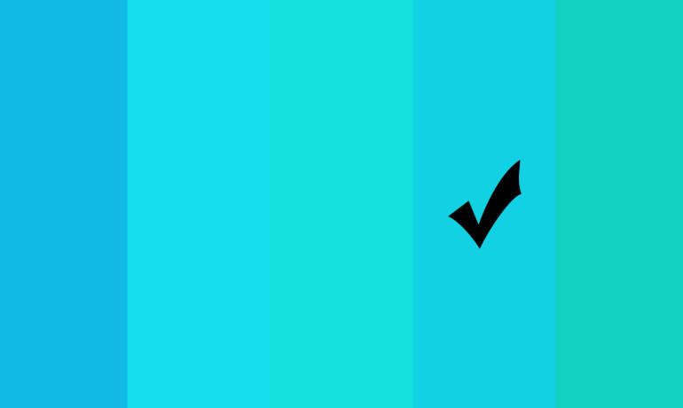 correct color
