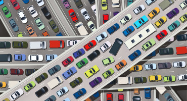 traffic illustration