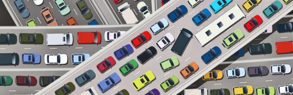traffic illustration