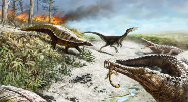 late triassic dinosaurs