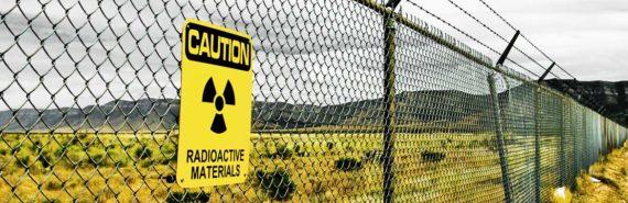 radioactive materials sign