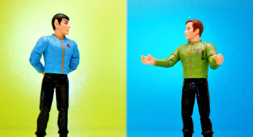 Star Trek action figures