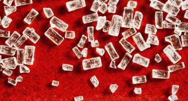 sanding sugar crystals