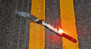 road flare