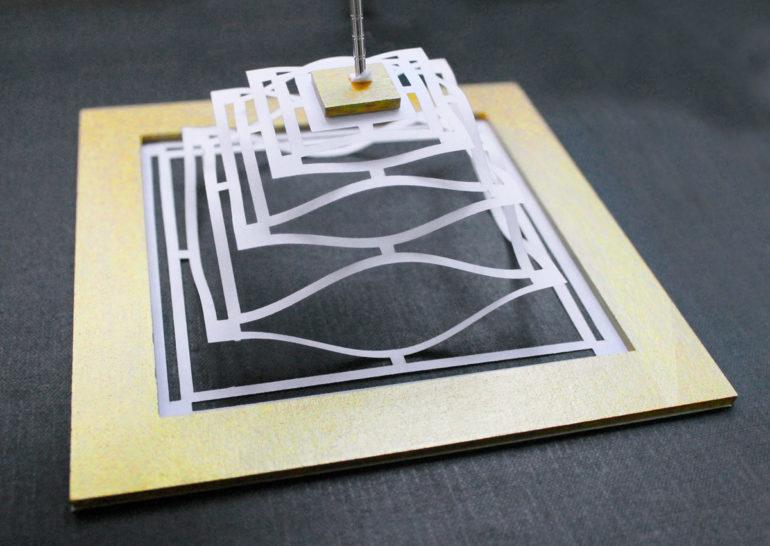 kirigami prototype