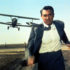 Cary Grant in a scene from North by Northwest