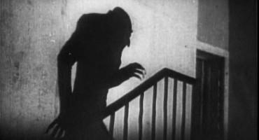 nosferatu on stairs