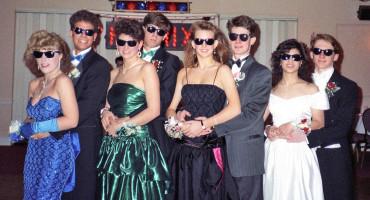prom in 1990