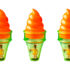 toy ice cream cones