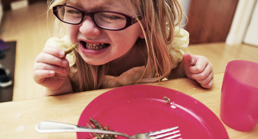 picky eaters hate green beans