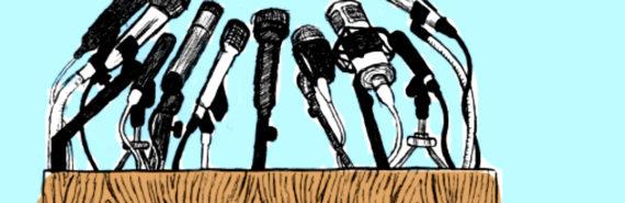 podium illustration