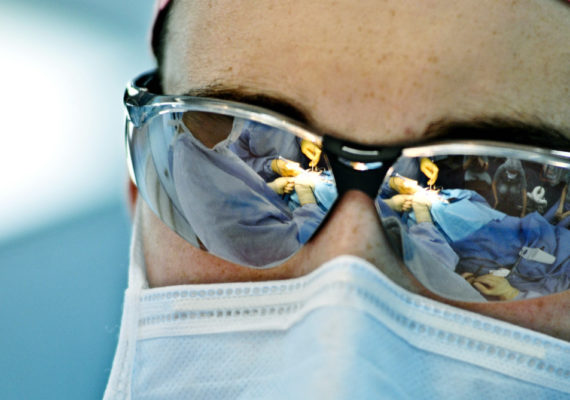 military surgeon