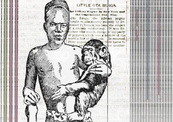 Ota Benga illustration