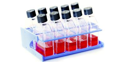 medical research vials