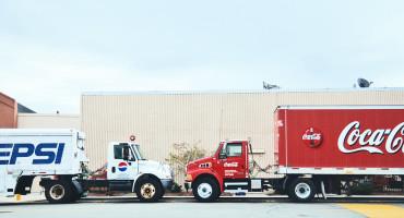 soft drink trucks