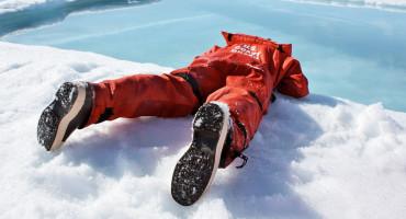 Arctic ice meltpond