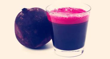 beet juice and beet