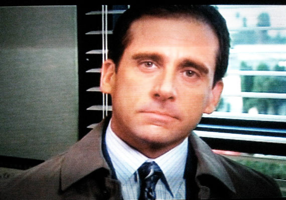 """""""Michael Scott"""" from """"The Office"""""""