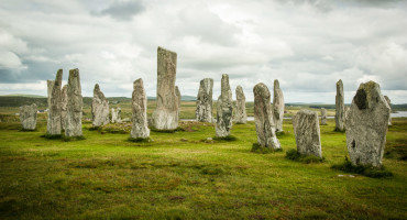 Outer Hebrides stones