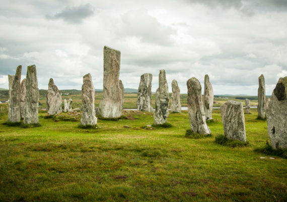 Outer Hebrides stones