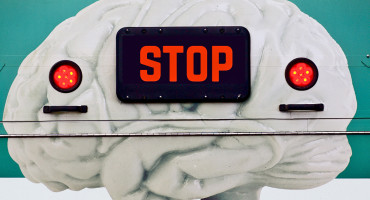 brain stop sign
