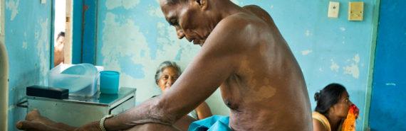 tuberculosis ward in kiribati