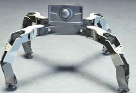 3D printed robot design