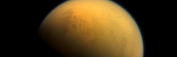 Titan orange haze