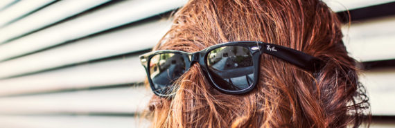 hairy face with glasses
