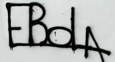 Ebola graffiti