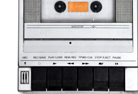 tape deck