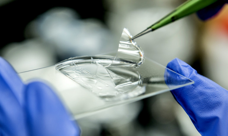 thin film for cancer detector
