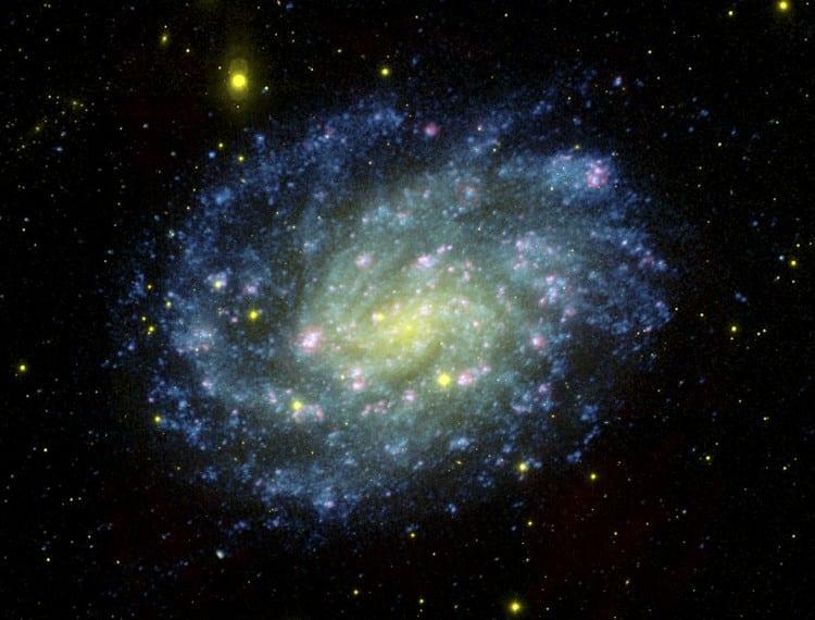 galaxy NGC 300