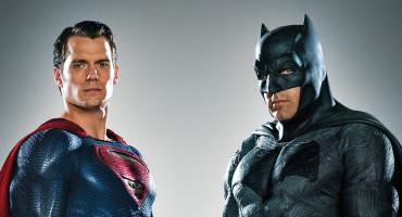 Batman v. Superman: Dawn of Justice promo picutre