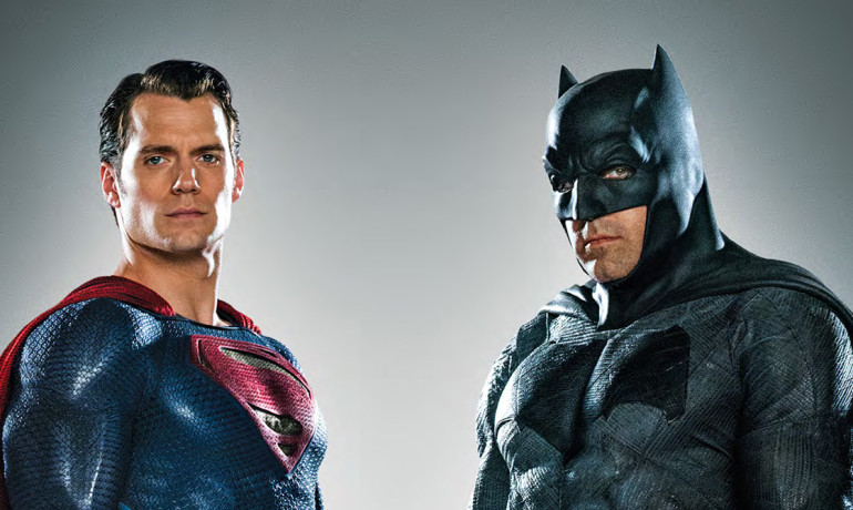 Batman v. Superman: Dawn of Justice promo picutre