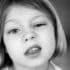 expressive little girl