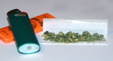 "Not as many people are smoking marijuana as previously believed, but the discrepancy may reflect how data was collected, says Richard Grucza. ""People may say one thing to an interviewer but something else on an anonymous computer survey, particularly when the questions deal with an illegal substance."" (Credit: Heath Alseike/Flickr)"