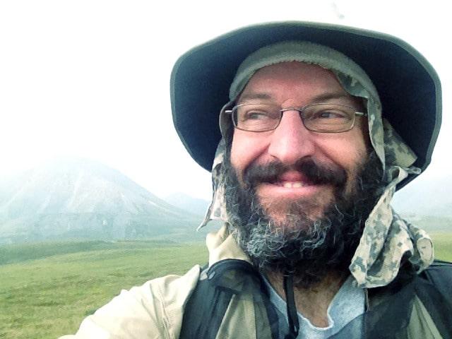 Andrew Warren selfie
