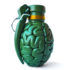 grenade shaped like a brain
