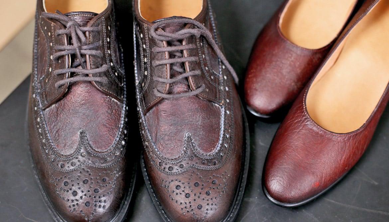 cellulosic fiber shoes