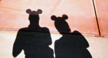 mouse ear shadow people