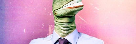 professional dinosaur