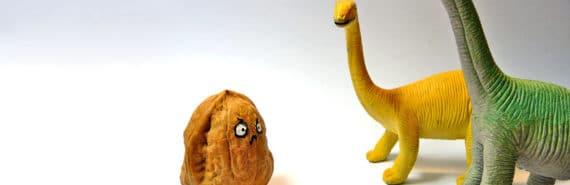 walnut vs dinosaurs
