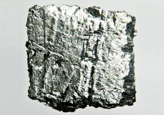 erbium - rare earth elements