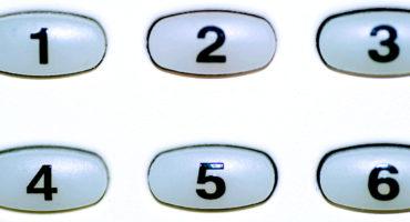 code lock number pad