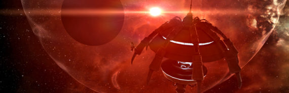 EVE Online red space
