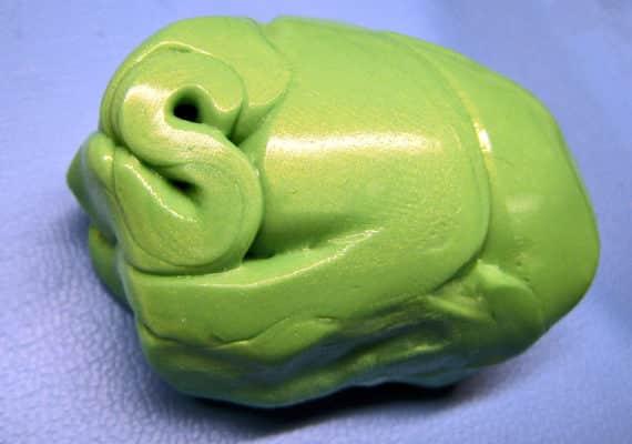 green thinking putty